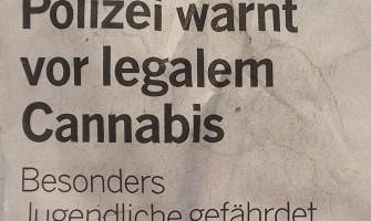 Die Legalisierung des Schwarzmarktes