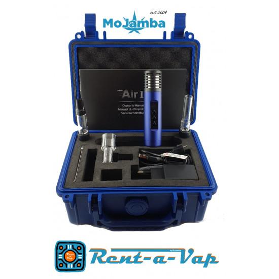 Arizer Air II Vaporizer 3 days Rental