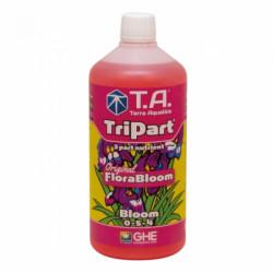 Original `GHE Flora Bloom´Tri Part T.A. Terra Aquatica