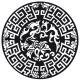 Aludose mit Schraubverschluß Motiv: Celtic Maze