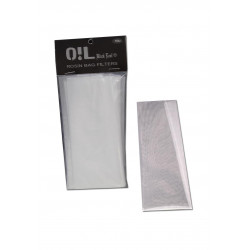 Oil Black Leaf Rosin Bag Filterbeutel 50µm L