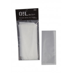 Oil Black Leaf Rosin Bag Filterbeutel 120µm M