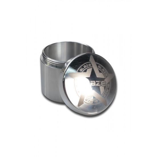 Alu-Dose mit Schraubverschluß 'Blaze'  (36 01 05-BZ)