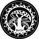 Alu-Dose mit Schraubverschluß 'Mushroom' (36 01 06-MS)