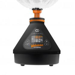 Volcano Hybrid Vapoizer Onyx Edition